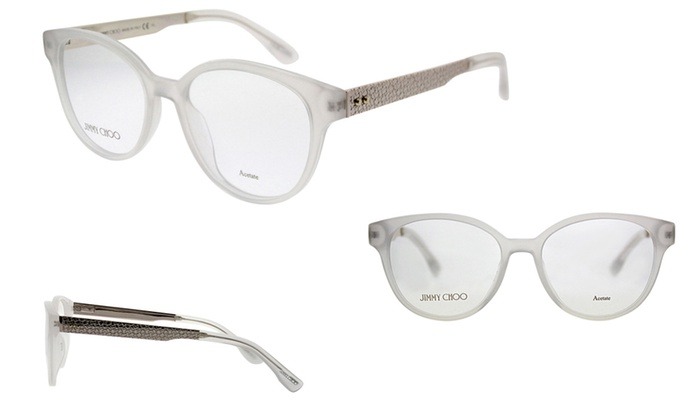 Up To 79% Off on Jimmy Choo Optical Frames | Groupon Goods