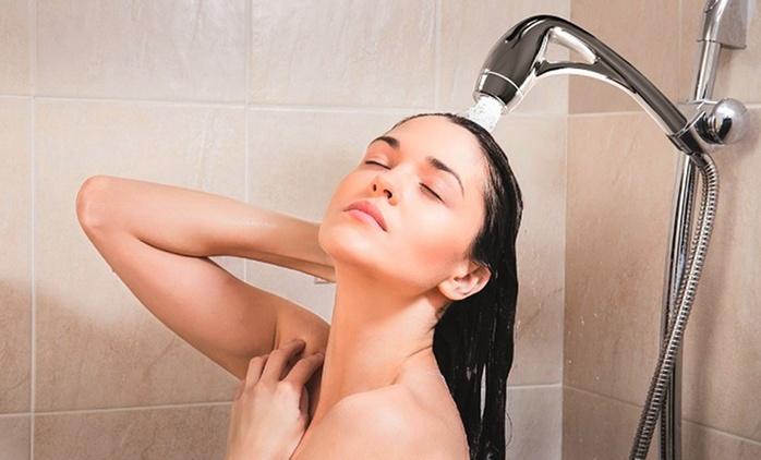 Soffione doccia Venturi Eco-057 a 23,99 € (51% di sconto)