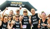 Wicked Wine Run Red River  - Saint Jo: Wine Run and Wine Walk Entry for 1, 2 or 4 at Wicked Wine Run Red River on Saturday, April 22 (Up to 50% Off)