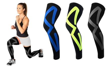 Knee and Calf Compression Sleeve