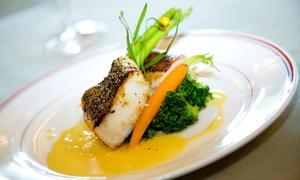 La Grande Tour: Menu gastronomique pour deux convives en 4 ou 6 services dès 49,90 € au restaurant La Grande Tour