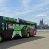 Partybus-Tour durch Köln