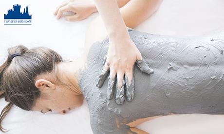 Image of Massaggio e/o trattamento viso o corpo con crema più buono sconto per Terme Virgilio (sconto fino a 71%)