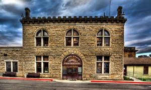 Old Idaho Penitentiary: Friday Night Tours for Two at Old Idaho Penitentiary on November 4, 11, and 18 (Up to 50% Off)