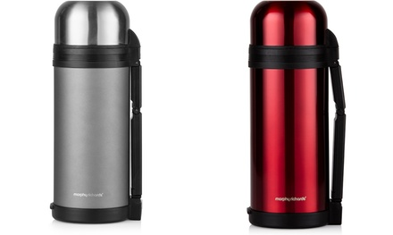Morphy Richards 1500ml Travel Vacuum Flask