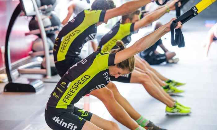TraintogetFit - Multiple Locations: $30 for $80 Worth of Services — TraintogetFit