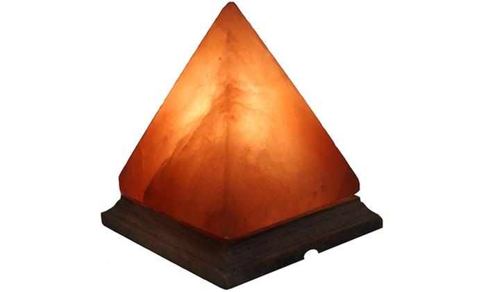 Salt Lamps R Us Coupon : Himalayan Salt Lamp with USB Plug Groupon