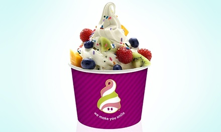 One or Three Groupons, Each Good for $10 Worth of Frozen Yogurt at Menchie's Yogurt (Up to 50% Off)