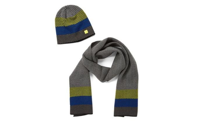 c2c7f27a255 Up To 20% Off on Men s Hat and Scarf Set (2-Pc.)