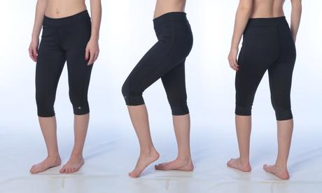 Champion Women's Absolute Workout Capri Leggings 74bcfe69-284f-404f-82b1-add1f3687f7c