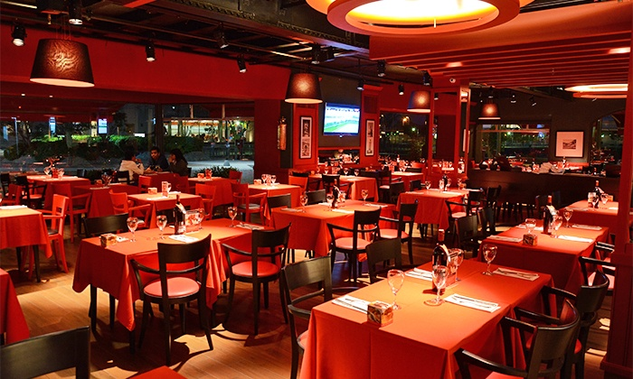 Il Gatto - Múltiples sucursales: $499 en vez de $1204 por cena para dos: entrada + principal + postre + botella de vino en Il Gatto. 5 sucursales