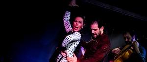 Café Ziryab Tablao Flamenco: Espectáculo flamenco para dos con opción a tapeo ibérico y consumición desde 12,95 € en Café Ziryab Tablao Flamenco