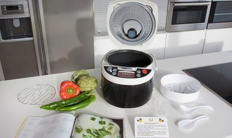 Robot de cocina Cecotec modelo Gourmet 5000