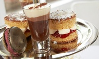 Afternoon Tea for Two or Four at Saints Bar - Lace Market Hotel (17% Off)
