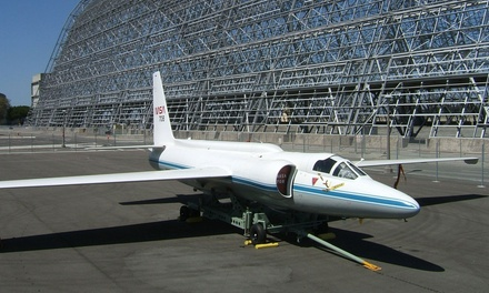 Military Aviation Museum Visit for Two or Four at Moffett Field Historical Society (Up to 50% Off)