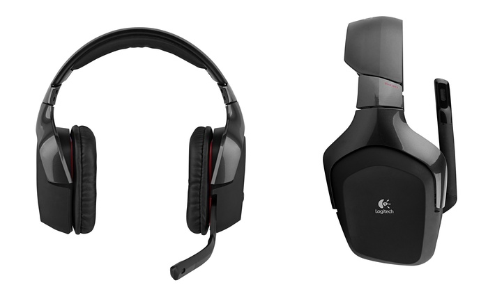 Logitech Wireless Gaming Headset | Groupon Goods