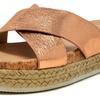 Mata Women's Open-Toe Espadrille Sandals (Sizes 7 & 8)