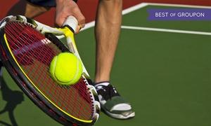 Sport Team: 3 o 5 lezioni di tennis da 45 minuti per una persona da Sport Team (sconto fino a 60%)