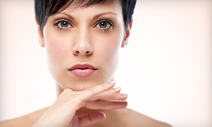Salon Karizma - West Little Rock: Organic Facial or 60-Minute Swedish Massage with Biofreeze at Salon Karizma (Up to 59% Off)