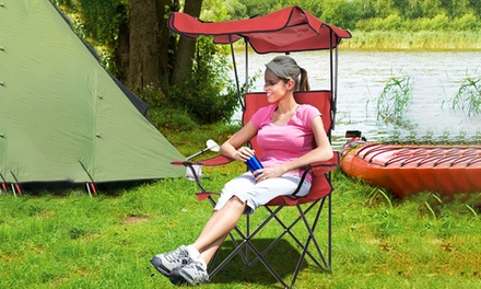 Outsunny Folding Camping Chairs