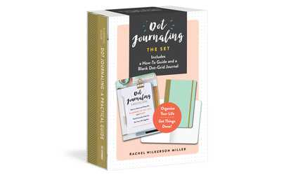 Shop Groupon Dot Journaling The Set Practical Guide