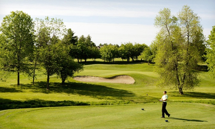 Lakeview Hills Golf Resort - Lexington: 18-Hole Round of Golf with Cart for Two or Four at Lakeview Hills Golf Resort in Lexington (Up to 59% Off)