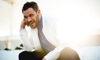 Ticket to See Will Young at Betley Concerts, 12 August at Betley Court Farm