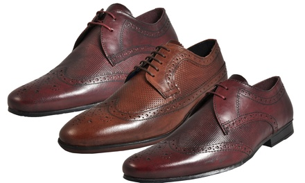Red Tape Premium Leather Brogues