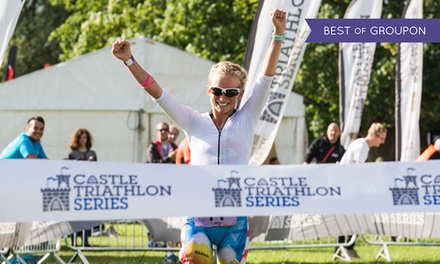 Half or Full Marathon Entry, Hever Castle, 9 July (Up to 41% Off)
