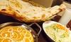ランチまたはディナーから選べる本格インド・ネパール料理