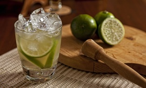 Lula Brazil: Hands-On Caipirinha Drink Demo for Two or Four at Lula Brazil (Up to 45% Off)