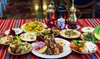 5* Iftar Buffet with Live Station and Beverages