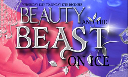Beauty and The Beast on Ice on 15 and 17 December at John Nike Leisuresport (Up to 40% Off)