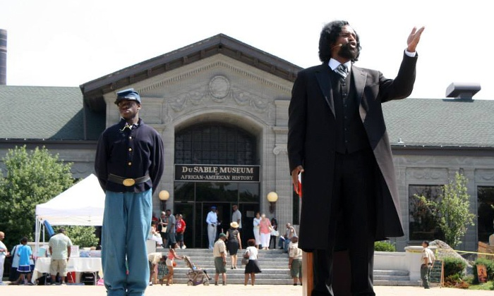DuSable Museum of African American History - Washington Park: Individual, Family, or DuSable League Membership to DuSable Museum of African American History (Half Off)