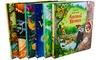 Usborne Look Inside Six-Book Set