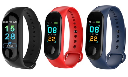 Smart band activity tracker M3 plus