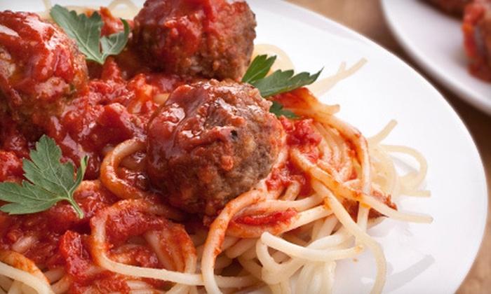 Pulcinella's  - North Raleigh: Italian Fare at Pulcinella's (Half Off). Two Options Available.