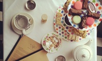 Afternoon Tea for Two or Four with Optional Prosecco at North Bar Tea Rooms (Up to 44% Off)