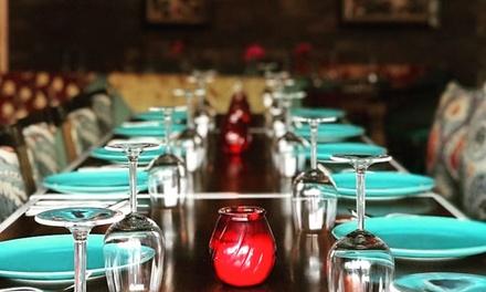 AmsterdamNoord: Turks viergangen keuzediner bij Turquoise Meating vanaf 2 personen