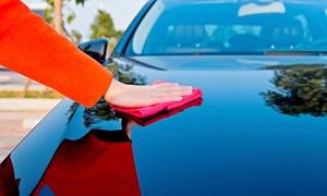 Rinaldi Autopflege: Premium Pkw-Lackaufbereitung inkl. Versiegelung, opt. mit Ozonbehandlung, bei Rinaldi Autopflege (bis zu 66% sparen*)