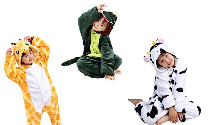 bdf0ff414a8 Dieren-onesie voor kinderen | Groupon Goods