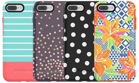 Otterbox Symmetry Series Case for iPhone 8/7, iPhone 8 Plus/7 Plus, iPhone 6/6s, and iPhone 6 Plus/6s Plus