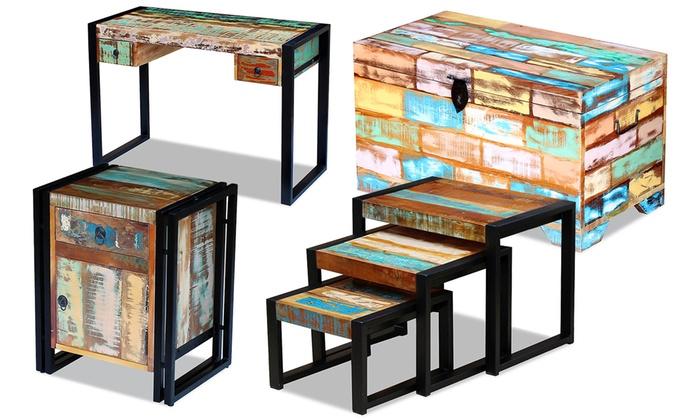 Massief Houten Meubels : Massief houten meubels groupon