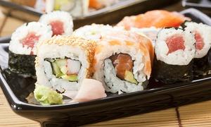 Ristorante Kaze: Menu all you can sushi - giapponese alla carta per 2 o 4 persone da Ristorante Kaze (sconto fino a 58%)