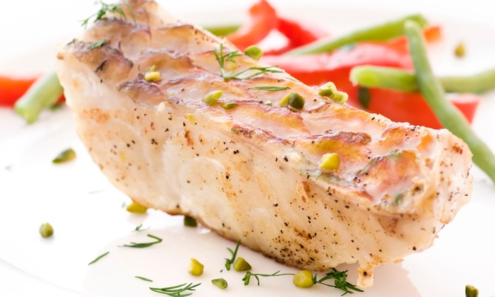 Crab Creek Seafood - Christiansburg: Seafood Dinner for Two or Four at Crab Creek Seafood (Up to 48% Off)