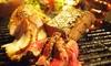 福岡県/薬院 ≪肉バル15種食べ放題+チーズフォンデュ+飲み放題120分≫