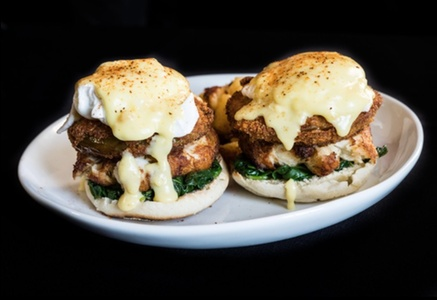 Bottomless Brunch for Two or Four at The Point (Up to 29% Off)
