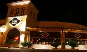 Tucson Steakhouse & Bar: Desde $499 por almuerzo o cena de 3 pasos + bebida con refill para dos o cuatro en Tucson Steakhouse & Bar, 7 sucursales
