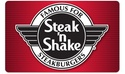 $20 eGift Card to Steak 'n Shake