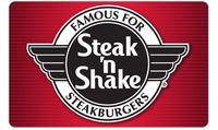 $20 eGift Card to Steak 'n Shake